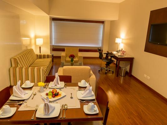 Tequendama Suites and Hotel - Bogotá - Dining room