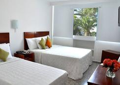 Tequendama Inn Cartagena de Indias by Sercotel - Cartagena - Makuuhuone
