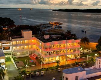 Tequendama Inn Estacion Buenaventura by Sercotel - Buenaventura - Gebouw