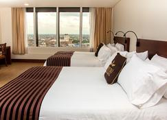 トッレ デ カリ プラザ ホテル - カリ - 寝室