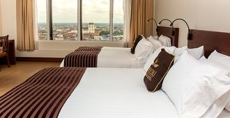 Torre de Cali Plaza Hotel - Cali - Bedroom