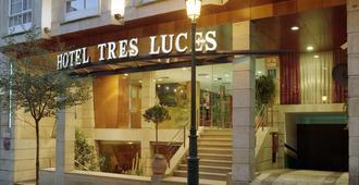 Hotel Sercotel Tres Luces - Vigo - Edificio