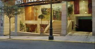 Hotel Sercotel Tres Luces - Vigo - Edifício