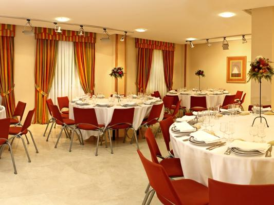 Hotel Sercotel Tres Luces - Vigo - Juhlasali