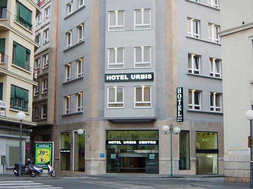 Hotel Urbis Centre - Tarragona - Building