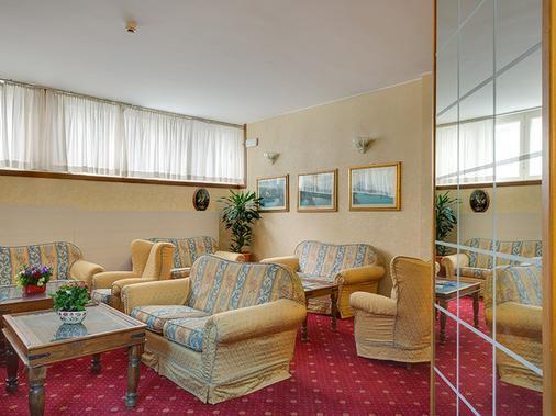โรงแรมวีว่า มิลาโน - มิลาน - ห้องนั่งเล่น