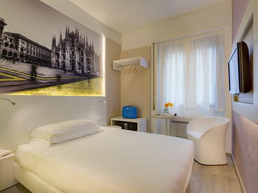 โรงแรมวีว่า มิลาโน - มิลาน - ห้องนอน
