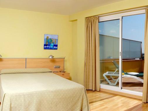Hotel Zurbarán - Palma di Maiorca - Camera da letto