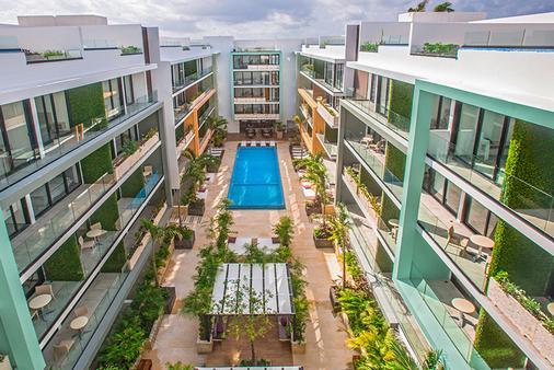 KLR The City Condos By Sercotel - Playa del Carmen - Building