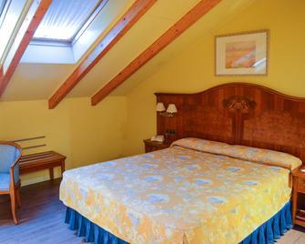 Sercotel Horus Zamora - Zamora - Bedroom
