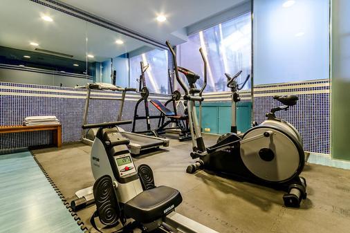 Sercotel Horus Salamanca - Salamanca - Gym