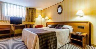 Hotel Horus Salamanca - Salamanca - Yatak Odası