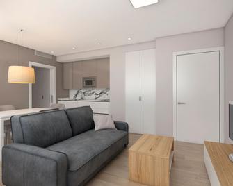 Sercotel Logroño Suites - Logroño - Living room
