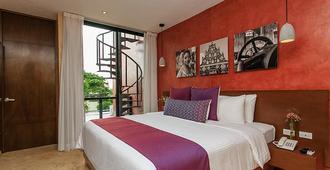 Casona 61 Boutique Hotel - Mérida - Habitación