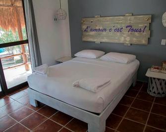 Kalma 40 Cañones - Majahual - Bedroom