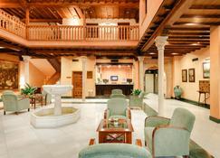 Sercotel Palacio de los Gamboa - Granada - Receptionist