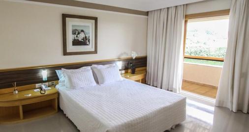 Hotel Michelangelo - São José do Rio Preto - Schlafzimmer