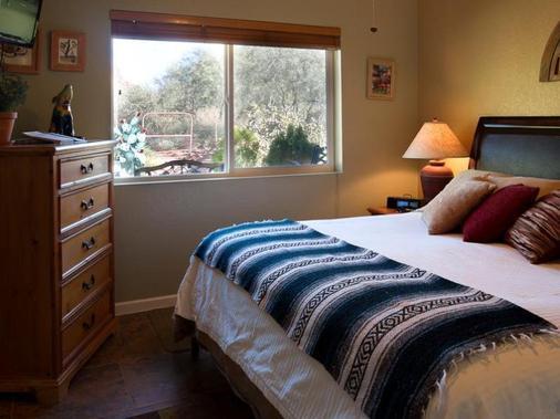 Cozy Cactus Bed & Breakfast - Sedona - Makuuhuone