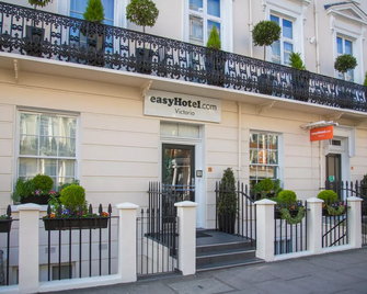 easyHotel London Victoria - Londres - Edifici