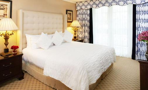 Beverly Hills Plaza Hotel & Spa - Los Angeles - Chambre