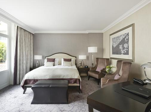 施泰根博閣維爾切酒店 - 布魯塞爾 - 布魯塞爾 - 臥室