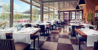Westcord Art Hotel Amsterdam 4 - אמסטרדם - מסעדה