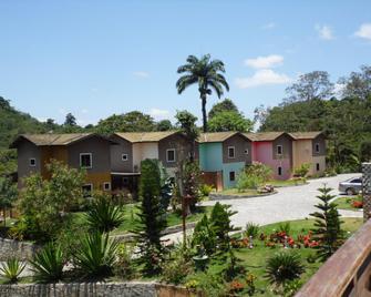 Gruta Hotel De Serra - Guaramiranga - Gebouw