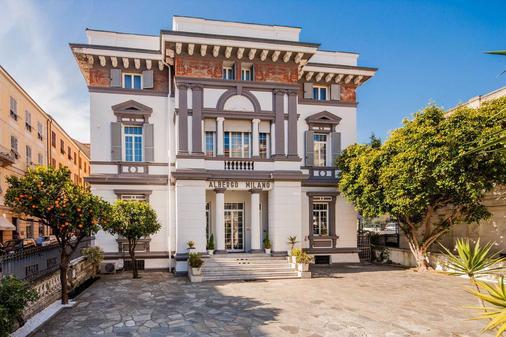 Hotel Milano - San Remo - Rakennus