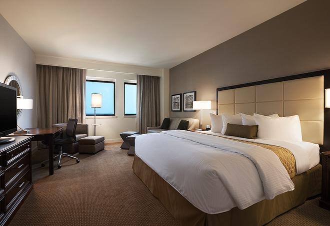 聖安東尼奧河濱溫德姆酒店 - 聖安東尼奥 - 聖安東尼奧 - 臥室