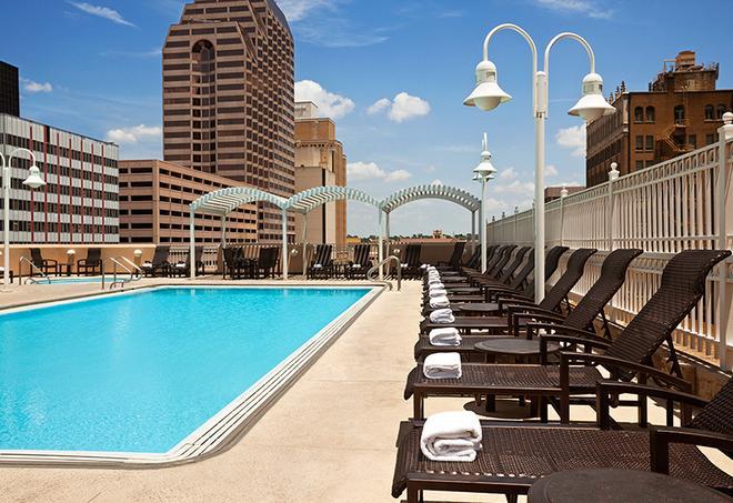 聖安東尼奧河濱溫德姆酒店 - 聖安東尼奥 - 聖安東尼奧 - 游泳池