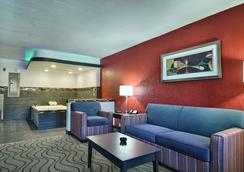 Clarion Inn and Suites Russellville I-40 - Russellville - Makuuhuone