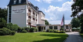 Hotel Vogtland - Bad Elster - Building