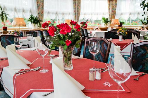 Hotel Vogtland - Bad Elster - Restaurant