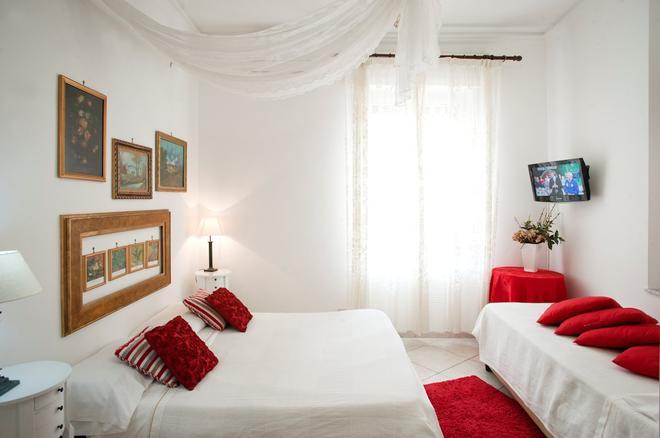 Hotel Europeo - Napoli - Yatak Odası