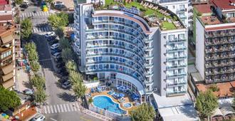 Hotel Ght Marítim - Calella - Bygning