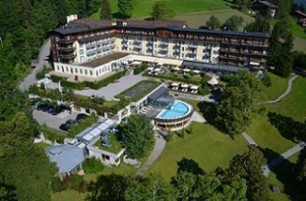Lenkerhof Gourmet Spa Resort - Lenk - Edificio