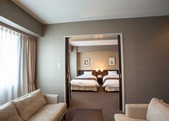 Mutsu Grand Hotel - מוטסו - נוחות החדר