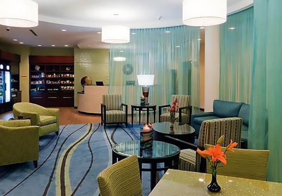 西棕櫚灘萬豪春丘酒店 - 西棕櫚海灘 - 西棕櫚海灘 - 大廳