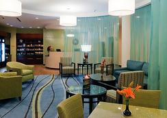 SpringHill Suites by Marriott West Palm Beach I-95 - West Palm Beach - Σαλόνι ξενοδοχείου