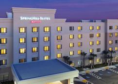 SpringHill Suites by Marriott West Palm Beach I-95 - West Palm Beach - Edificio