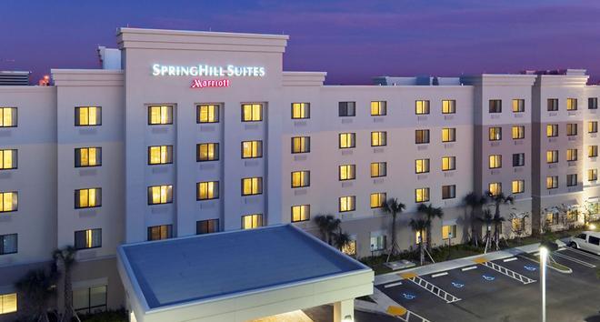 西棕櫚灘萬豪春丘酒店 - 西棕櫚海灘 - 西棕櫚海灘 - 建築