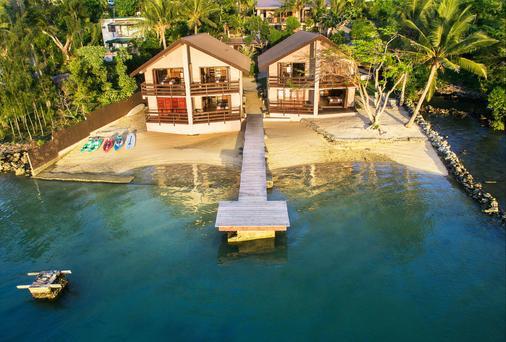 Fatumaru Lodge - Port-Vila - Bâtiment