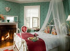 هامتون تيراس إن - لينوكس - غرفة نوم