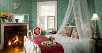 Hampton Terrace Inn - Lenox - Phòng ngủ