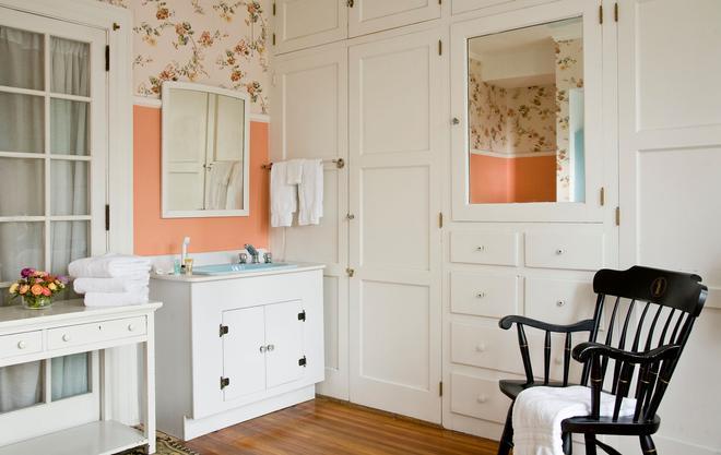 Hampton Terrace Inn - Lenox - Phòng tắm