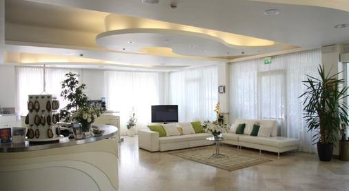 Hotel Marittima - Rimini - Lobby