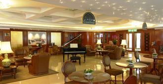 Evergreen Laurel Hotel Taipei - Ταϊπέι - Σαλόνι ξενοδοχείου