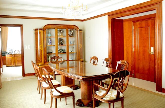 Evergreen Laurel Hotel Taipei - Taipei - Dining room