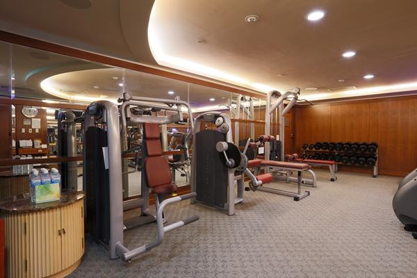 Evergreen Laurel Hotel Taipei - Taipei - Gym