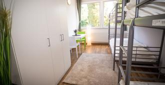 KM Hostel - Hamburg - Bedroom